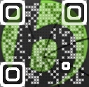 Scan the QR code for the free translator app for Android