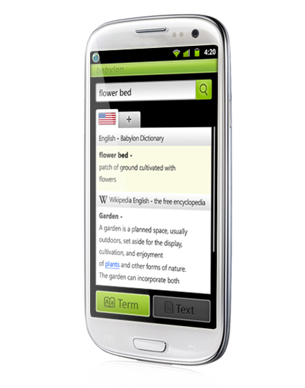 Free translator app for Android