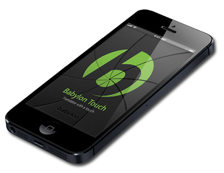 Free translation app for iPhone